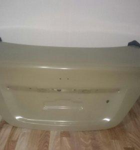 Крышка багажника солярис