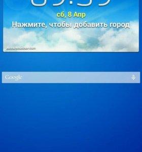 Samsung Galaxy Tab 3 7.0 SM-T210, дисплей