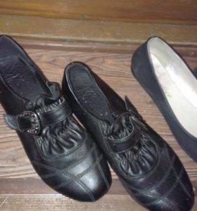 Туфли и балетки 37