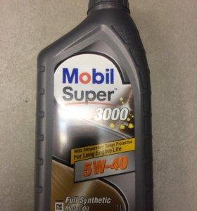 Моторное масло 5w40 син.