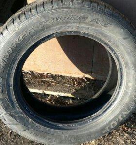 Dunlop grandtrek touring a/s 225/65/r17