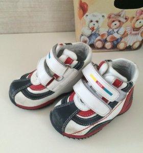 Ботинки детские Ортек