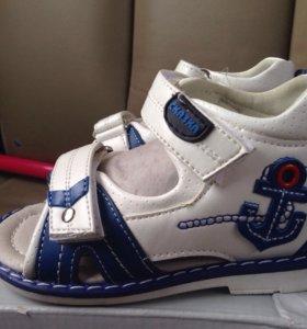 Ортопедическая обувь на мальчика Новые