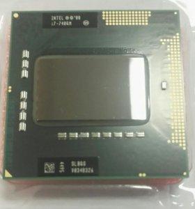 Процессор для ноутбука Intel Core i7-740QM