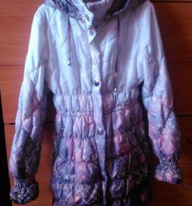 Куртка детская, весна-осень.