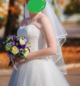 """Свадебное платье """"Виктория"""""""