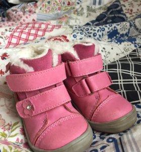 Чудесные демисезонные ботиночки