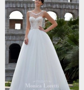 Свадебное платье Monica Loretti