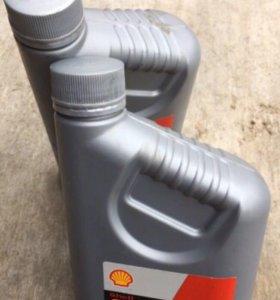 Трансмиссионное масло 2 литра,Shell.