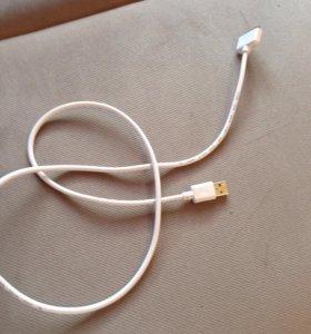 Шнур на iPhone 4 4s