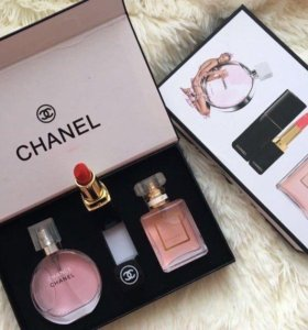 Наборчики Chanel