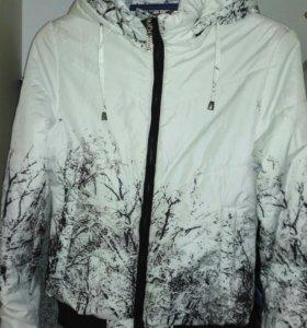 Куртка осень-весна женская