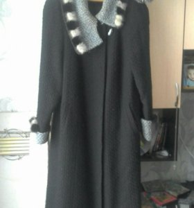 Пальто зимние