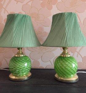 Светильники  две шт   Каждый  по 350 руб.