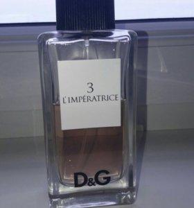 Dolce & Gabbana 3 L'imperatrice EDT Туалетная вода