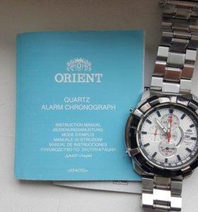 Часы orient хроногроф
