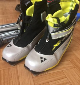 Лыжный комплект Fischer