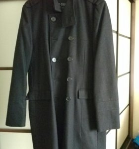 Шерстяное пальто T-TRAXX XL