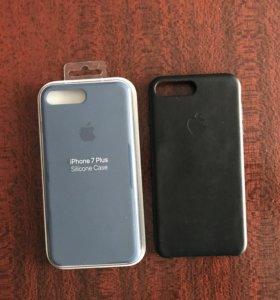 Новый чехол для iPhone 7 Plus (Оригинал)