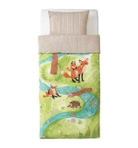 Новое постельное для ребёнка