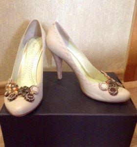 Шикарные Туфли Paolo Conte