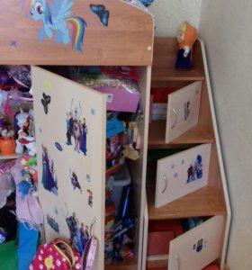 Детская мебель + подарки