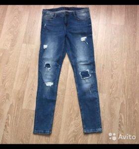 Новые джинсы cropp