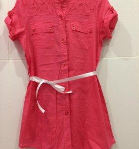 Рубашка-туника р.128