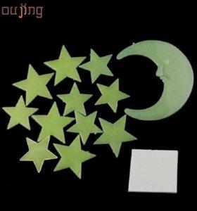Звезды Луна