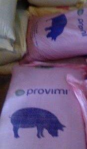 Корма и добавки для свиней