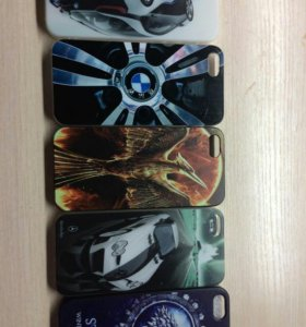 Чехол на Айфон 5