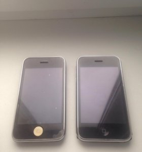 iPhone 3GS и iPhone 3G