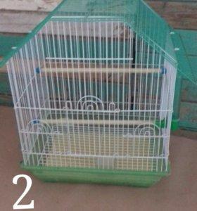 Клетки для попугаев(СРОЧНО)