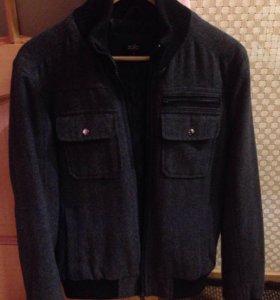 Куртка из драпа