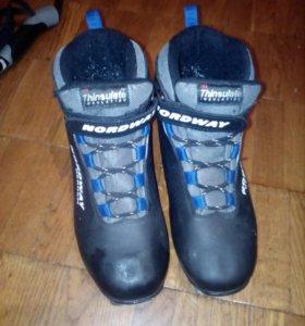 Лыжи,Палки,Ботинки Nordway
