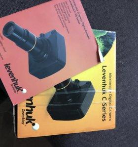 Цифровая камера-окуляр для микроскопов