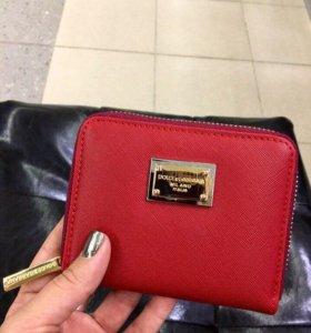 Новый женский кошелек DG
