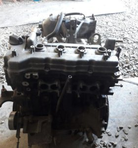 Двигатель Nissan AD
