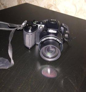 Цифровой фотоаппарат nikon L120
