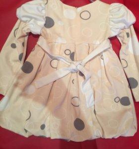 Платье 4-5-лет