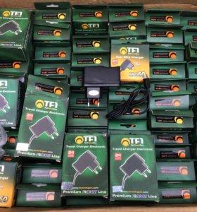 ОПТОМ 70 зарядок для старых мобильных телефонов
