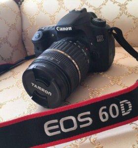 Canon 60d и Tamron 18-200 3,5