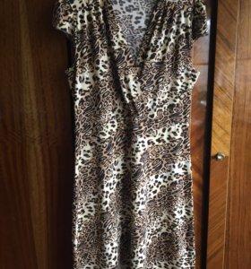 Платье WoolStreet р. 52 (XL) в отличном состоянии