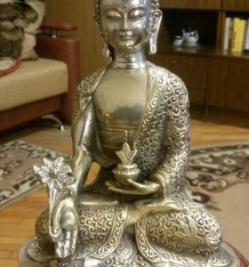 Будда статуэтки интерьер!