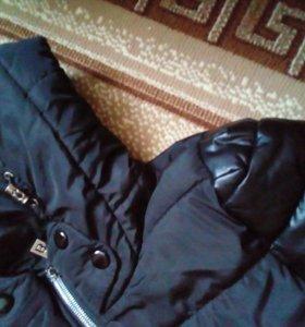 Куртка на весну/осень новая