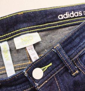 Джинсы adidas neo