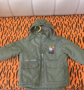 Куртка весна осень на мальчика