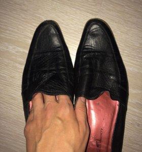 КОЖА НАТУРАЛЬНАЯ туфли