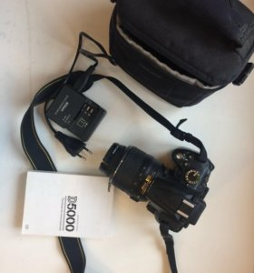 Фотоаппарат Никон d3000