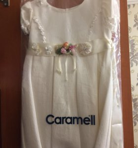 Платье нарядное детское рост 104.